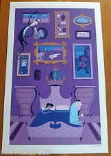 Josh Agle SHAG Art Print The Elegant Thief Serigraph S/# 250 Modern Pop Poster