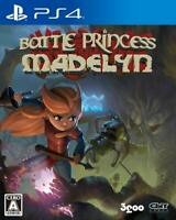 PS4 Battle Princess Madelyn PlayStation 4 From Japan NEW