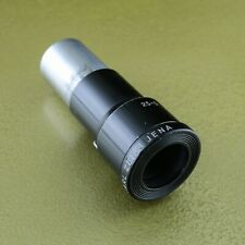 24.5 mm, orthoscopic OCULAR 25-O, Carl Zeiss Jena Telescope eyepiece oKular ☆☆☆
