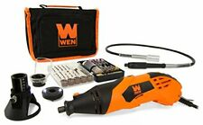WEN 23114 1.4-Amp High-Powered Variable Speed Rotary Tool with 100+ Accessories