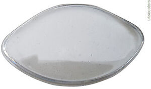 ukscooters VESPA CLAMSHELL SPEEDO GLASS CLEAR CLAM SHELL NEW VBB SPRINT FACE