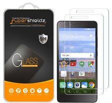 2X Supershieldz Tempered Glass Screen Protector Saver For Huawei Sensa 4G LTE