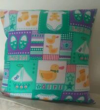 Baby girl nursery cushion / pillow cover with cushion pad.