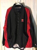 Boathouse Sports Mens 2XL Jacket Black/Red