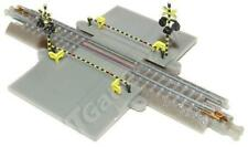 T Gauge 1:450 Scale Level Crossing Set on 60mm Track R-008