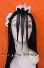 Bleach 6 Division Kuchiki Byakuya Commission Cosplay Wig_commission176