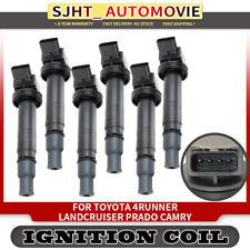 6x Ignition Coils fit Toyota Camry ACV40 Hilux GGN15 LS600HL UVF46R Rav4 ACA22