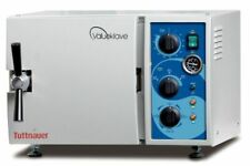 New Tuttnauer 1730 Valueklave Manual Autoclave Sterilizer 48 States