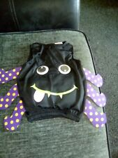 Baby Spider Halloween Outfit Size 6-12months