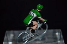 Caja Rural Seguros RGA 17 - Petit cycliste Figurine - Cycling figure