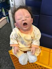 PETRA LECHNER vinile bambola 52 CM. OTTIMO stato