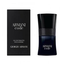 Giorgio Armani Code Pour Homme 30ml Eau De Toilette Profumo Uomo