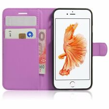 iPhone 6 & iPhone 6s New PU Leather Pouch Flip Cover Wallet Phone Case