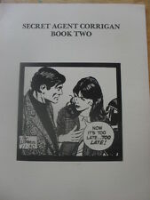 """Secret Agent Corrigan"" 2 Volumes. Al Williamson & Archie Goodwin classic strips"