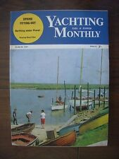 VINTAGE THE YACHTING MONTHLY MAGAZINE MARCH 1967