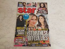 Star - Dec 2013 - Nigella Lawson, Luke Friend, Sam Faiers, Perrie Edwards