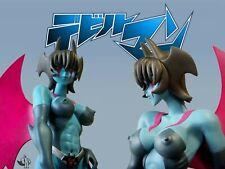 Devilman デビルマン Miki Makimura 牧村ミキ Limited Edition resin kit 1/5 by Korova Milk B