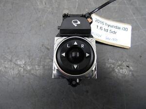 2016 Hyundai i30 5dr 1.6CRDI Electric Wing Mirror Control Switch - 397481-1110