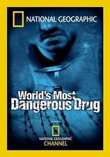 National Geographic - World's Most Dangerous Drug (DVD, 2007) - Region 4