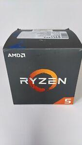 AMD Ryzen 5 2600X 6 Core 3.6GHz Processor