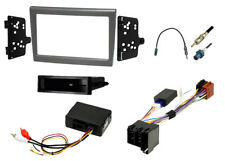 FK-9591-IGNB PORSCHE 987 & 997 SILVER STEREO FITTING KIT CANBUS IGNITION & BOSE
