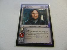 LORD OF THE RINGS LOTR CCG ARAGORN PROMO 1P365 RARE NM CONDITION HC2153