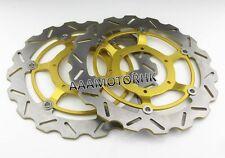 Front Brake Rotor Disc For Honda CBR600 F4I 2001-2007