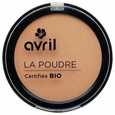 Avril Compact Powder Certified Organic - Dore/Golden