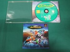 PlayStation -- Jet Moto '98 -- PS1. JAPAN. GAME. Clean & Work fully. 23443