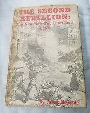 James McCague The Second  Rebellion (hardcover, 1968