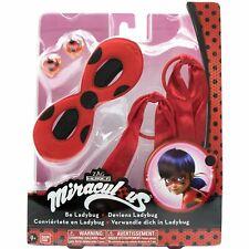 BANDAI ZAG Miraculous Be Ladybug, LadyBug, Accessory Set