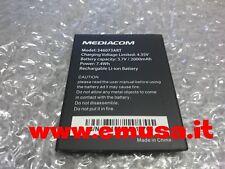 ORIGINALE BATTERIA BATTERY Mediacom PhonePad Duo G510 model 346073ART M-1BATG510