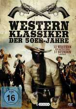 Western der 50er Jahre Box | Auslese der 12 schönsten Klassiker | [FSK16] DVD