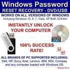 Windows Password Reset Recovery for ALL Windows versions - MasterTech DVD/USB