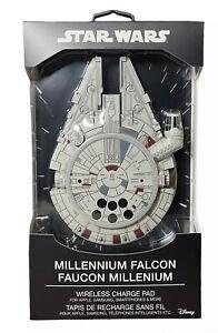 Disney Star Wars Millenium Falcon Qi Wireless Charging Pad Apple Samsung