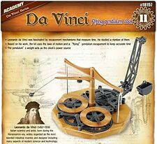 ACD 18157 Da Vinci Flying Pendulum Clock NIB