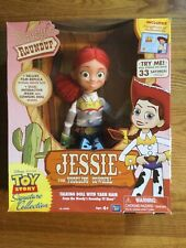 """Disney Toy Story Signature Collection """"Jessie The Yodeling Cowgirl"""" Talking Doll"""