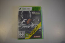 f1 f 1 2013 promo promotional copy xbox 360 xbox 360 neuf sous blister