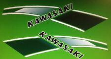 KAWASAKI KE250 TANK DECALS