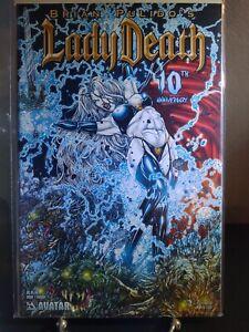 Lady Death 10th Anniversary Avatar
