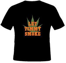 Tim Lincecum Let Timmy Smoke San Fransisco T Shirt
