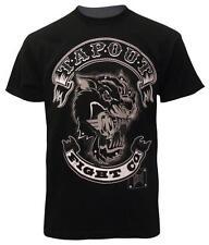 BNWT TAPOUT BLACK BIKERS BARK SHIRT M L XL XXL UFC MMA