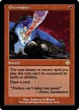 OVERMASTER Torment MTG Red Sorcery RARE