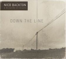 NICO BACKTON & THE WIZARDS OF BLUES Down The Line | CD Neuware