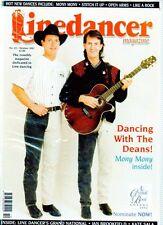 Linedancer Magazine Issue.65 - October 2001