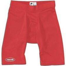 reusch Soccer Compression Short Red YL
