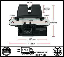 FOR Ford Fiesta Mk6, B-Max Tailgate Boot Lid Catch Latch Lock Actuator