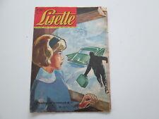 LISETTE N°15 1961 TBE