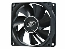 DEEPCOOL XFAN 80 80mm Black Computer Chasis Fan