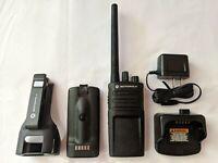 Refurbished Motorola RMV2080 VHF Two-way Radio - 2 watts - 8 channels